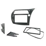 STINGER BKHO023 FASCIA KIT HONDA CIVIC HATCH 2006 - 2011 2-DIN