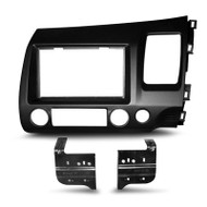 Stinger BN25K8800R Double DIN Radio Fascia Kit to Suit Honda Civic Sedan 2006-2011
