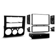 Stinger MT99-7012 Single/Double DIN Radio Fascia Kit to Suit Mitsubishi 380 2004-2011