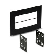 Stinger MT99-9999 Single DIN Universal Fascia Trim Plate