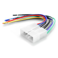 AERPRO AP1692F PRIMARY HARNESS LOOSE WIRE SUIT FORD EA/EB/ED 1988 - 1994