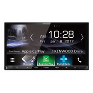 "KENWOOD DDX9017DABS 7"" TOUCHSCREEN MULTIMEDIA HEAD UNIT WITH APPLE CARPLAY & ANDROID AUTO"