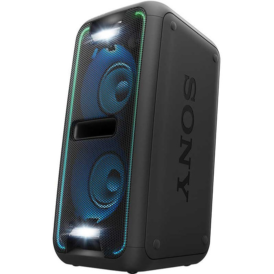 SONY GTK-XB7 BLUETOOTH PORTABLE HOME AUDIO WITH EXTRA BASS SPEAKER SYSTEM BLACK