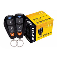 VIPER 3105VR SECURITY ALARM KEYLESS ENTRY W/ FAILSAFE IMMOBILISER AND SHOCK SENSOR