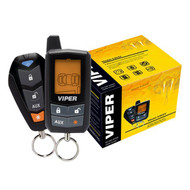 VIPER 5305VR 2-WAY SECURITY ALARM SYSTEM W/ REMOTE START