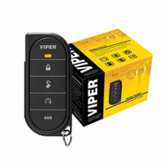 VIPER 5606VR SECURITY ALARM SYSTEM W/ ADVANCED REMOTE START