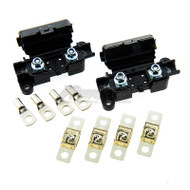 OEX 40A FUSE KIT TO SUIT REDARC BCDC BATTERY CHARGERS BCDC1220, BCDC1225, BCDC1225LV, BCDC1225D AND OTHER MODELS