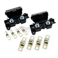 OEX 60A FUSE KIT TO SUIT REDARC BCDC BATTERY CHARGERS BCDC1240, BCDC1240LV, BCDC1240D AND OTHER MODELS