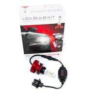 JW SPEAKER 4000 LED H13 HEADLIGHT BULB CONVERSION KIT 6200K
