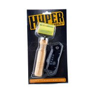HYPER CONNECTIONS PRO SOUND DEADENER INSTALL KIT WITH H/DUTY ROLLER APPLICATOR AND BLADE