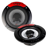 VIBE PULSE 5.25 INCH 2-WAY COAXIAL SPEAKERS 150W PULSE5-V4 ENTRY LEVEL RANGE