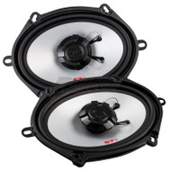 "Vibe PULSE57-V4 180W 5.25"" x 7.5"" 2-Way Coaxial Car Speakers"