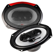 VIBE PULSE 6x9 INCH 3-WAY COAXIAL SPEAKERS 300W PULSE69-V4 DELIVER HIGH QUALITY SOUND AT A BUDGET PRICE