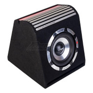 "Vibe PULSEV8-V4 600 Watts  8"" Active Subwoofer Box With Integrated Power Amplifier"