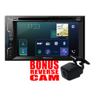 "PIONEER AVH-Z3000DAB 6.2"" DAB+ MULTIMEDIA PLAYER WITH APPLE CARPLAY & APP RADIO - BONUS RCAMAVAIC REVERSE CAM"