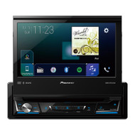 "PIONEER AVH-Z7050BT 7"" FLIP MULTIMEDIA PLAYER W/ APPLE CARPLAY & ANDROID AUTO"