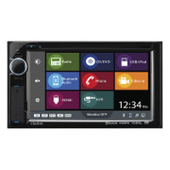 "CLARION VX316AU 6.2"" 2-DIN MULTIMEDIA PLAYER WITH BLUETOOTH & HDMI-INPUT"
