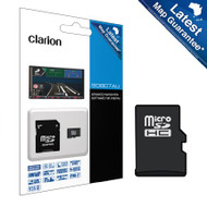 CLARION SD807AU ADVANCED NAVIGATION UPGRADE SUIT VX807AU MICRO SD CARD
