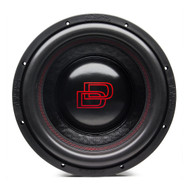"DD AUDIO DD0812-D1 REDLINE 800 SERIES 12"" SUBWOOFER 2000W 1OHM"