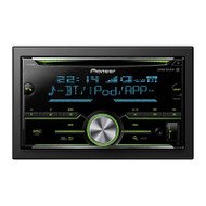 Pioneer FH-S705BT Car Stereo with Dual Bluetooth, Spotify, Smartphone Connectivity & Siri Eyes Free