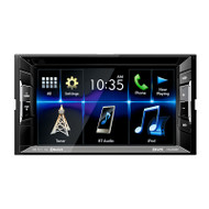 "VC KW-V230BT 6.2"" TOUCHSCREEN BLUETOOTH MULTIMEDIA PLAYER WITH SMARTPHONE CONNECTIVITY"