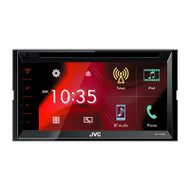 "JVC KW-V330BT 6.8"" BLUETOOTH MULTIMEDIA PLAYER WITH IPHONE CONTROL"