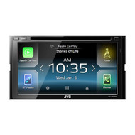 "JVC KW-V930BW 6.8"" MULTIMEDIA PLAYER WITH APPLE CARPLAY & ANDROID AUTO AND BLUETOOTH"