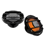 "HERTZ HMX6.5S-LD 6.5"" POWERSPORTS 2-WAY OUTDOOR SPEAKERS W/ LED LIGHTING"