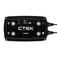 CTEK D250SA 12V 20A On-Board Dual Battery Charger DC to DC with built-in solar regulator - Smart Alternator Compatible