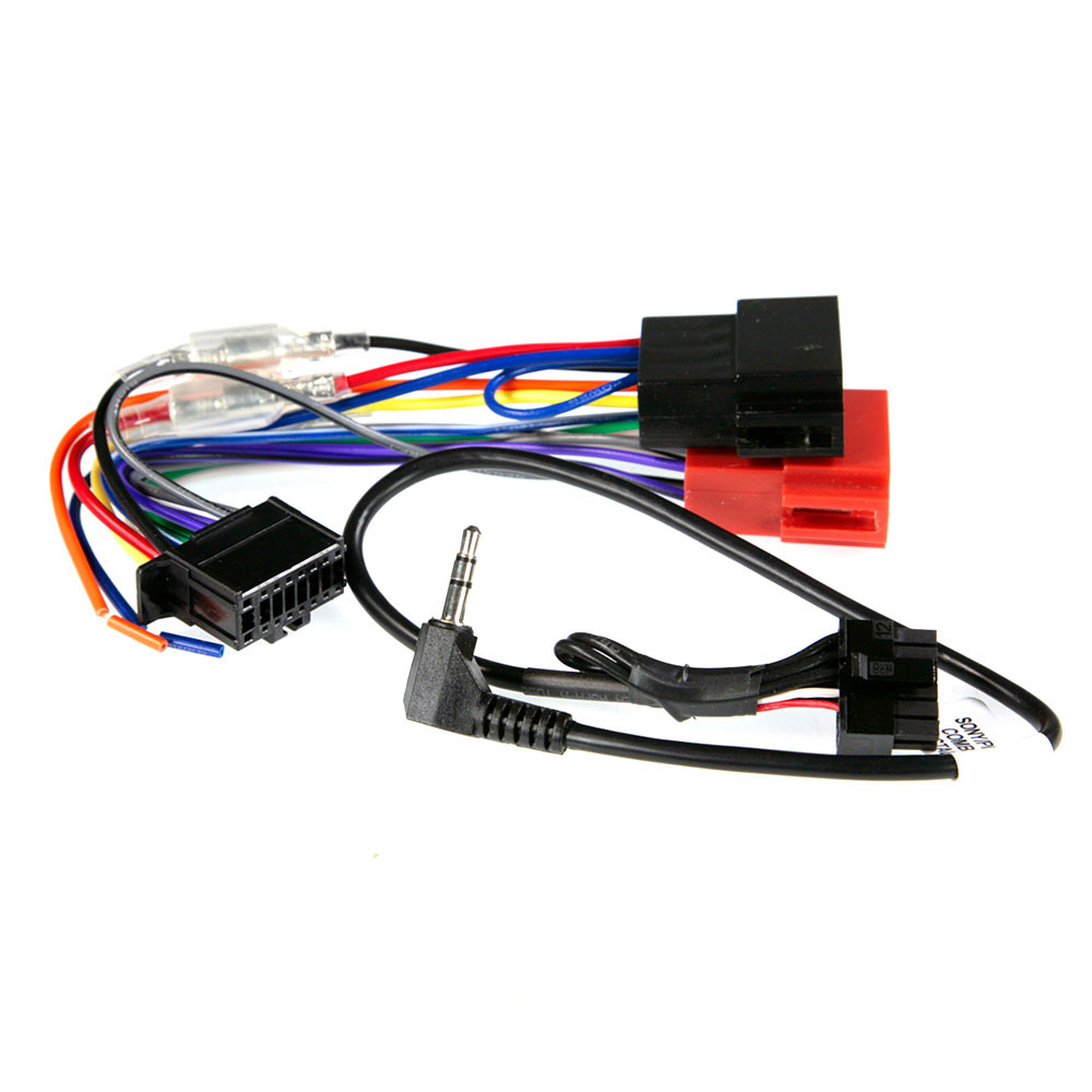 Pioneer Car Radio 16 Pin Iso Wiring Harness Deh Connector Adapter 1 9 For Series