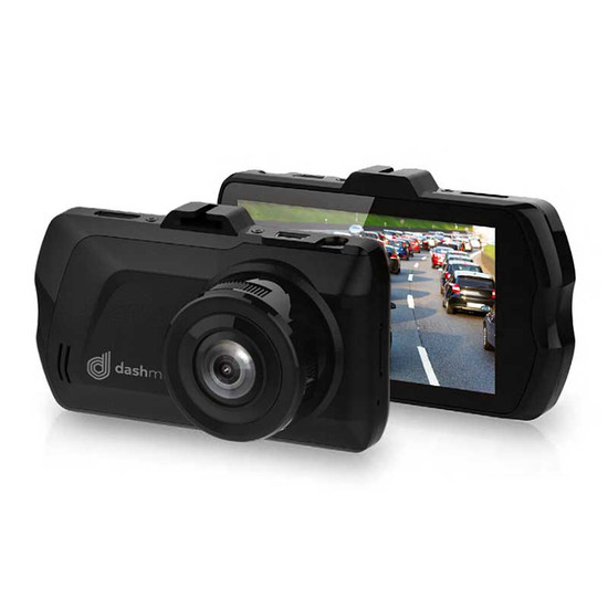 "DASHMATE DSH-440 HD DASH CAM WITH 3"" LCD DISPLAY"