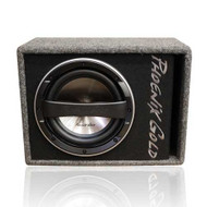 PHOENIX GOLD Z112ABV2 12 INCH ACTIVE PORTED WEDGE SUBWOOFER SYSTEM