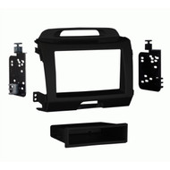 AERPRO 997344CH FACIA KIT SUIT KIA SPORTAGE 2010-15-ON CHARCOAL 2-DIN