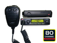 GME TX3420 477MHz UHF Mobile CB Radio - 80ch Upgradable