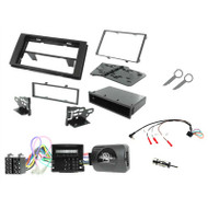 Aerpro FP9245MK Single-DIN & 2-DIN Stereo Install Kit Suit Ford Fiesta/Focus Grey