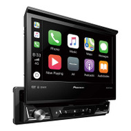 "PIONEER AVH-Z7150BT 7"" FLIP MULTIMEDIA PLAYER W/ APPLE CARPLAY & ANDROID AUTO - BONUS RCAMAVIC CAM"