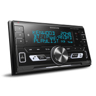 Kenwood DPX-M3100BT Double DIN Mechless Receiver with Bluetooth & Spotify Control