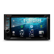 Kenwood DDX4018BT 6.2 Inch Touchscreen AV Receiver With Steering Wheel Control Adaptor & Dual Camera Inputs