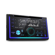 JVC KW-R930BT 2-DIN CD Receiver with Bluetooth/USB/Aux Input/iPhone/iPod & Spotify Control