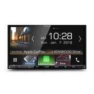 Kenwood DMX8018S 7 Inch 2-DIN AV Digital Media Receiver with Apple Carplay/Android Auto & Weblink