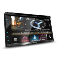 "Kenwood DNX5180S 6.8"" 2-DIN AV NAV Receiver with Apple Carplay/Android Auto & Weblink"