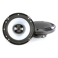 "Kenwood KFC-S1666 S Series 6.5"" 300W 2 Way Coaxial Car Speaker"