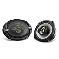 "JVC CS-DR693HP DRVN DR Series 6x9"" 600W 3-Way Coaxial Speakers"