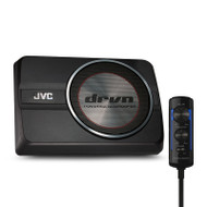"JVC CW-DRA8 drvn Series 8"" 250W Compact Powered Subwoofer"