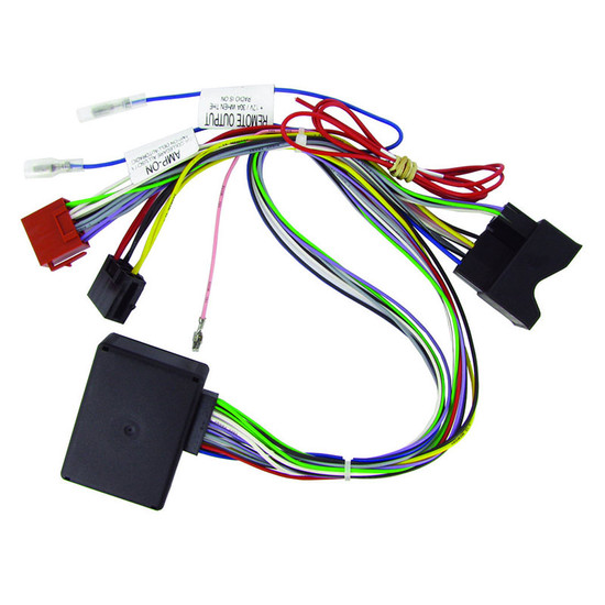 Aerpro AA53AU02 OEM Amplifier Retention Harness Suit AUDI Quadlock Bose