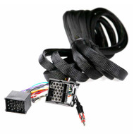 AERPRO APFH021 17-PIN ROUND EXTENSION HARNESS SUIT BMW 3-SERIES/5-SERIES