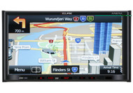 "Eclipse AVN827GA 7"" Voice Activated DVD/USB/iPod/Bluetooth Navigation With Off-Road Maps"