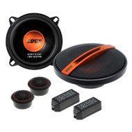 "EDGE STREET EDST215C-E6 5.25"" 2-WAY COMPONENT SPEAKER SYSTEM 120W"
