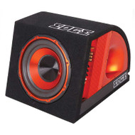 """Edge EDB10A-E2 10"""" Active 750W Subwoofer Enclosure With Built-In Amplifier"""