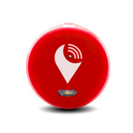 TrackR Pixel TP1PKRD Bluetooth Tracker 1 Pack Red